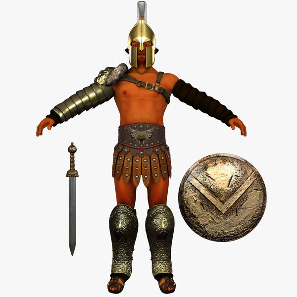 The gallery for --> Ancient Roman Gladiators Weapons And Armor