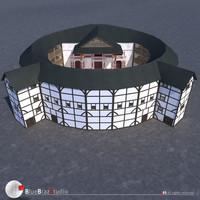 globe theatre 3ds