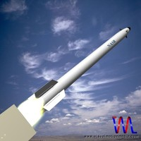 Pakistan Hatf-IX BSRBM Missile