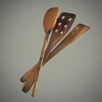 maya spoon wood