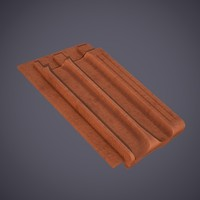 3d roof tile marseille