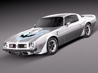 Pontiac Firebird Trans Am 1975