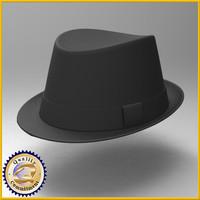 Fedora Hat1