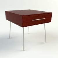 3d model morris table