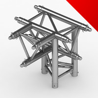 3d truss eurotruss parts