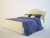 Axil Milo bed