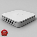 Apple Airport Extreme 3D models