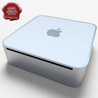 maya apple mac mini