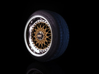 BBS RS rim and stretched tyre(1)