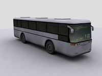 Low Polygon Coach 1