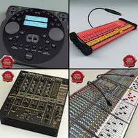 lightwave dj controllers