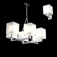 Fine Art Lamps Quadalli 331440-2st ceiling chandelier