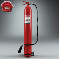 Fire Extinguisher V7