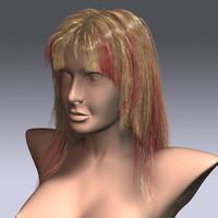 Virtual Hair 1