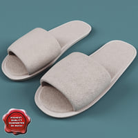 max men slippers terry