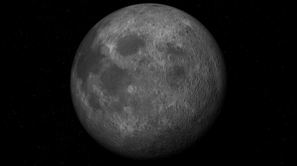 earth moon 3d model - Moon & Earth Package... by Stanley Media
