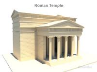 3ds roman temples