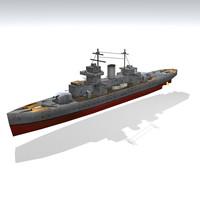 Warship WW II