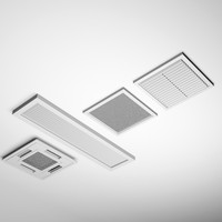 Ceiling vents007.rar