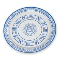 ornamental plate x