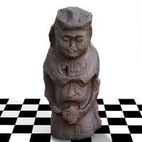 3d statue stone