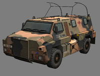 bushmaster armored car