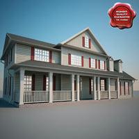house 14 3d 3ds