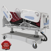 ICU Multi Function Hospital Bed THR-IC-15