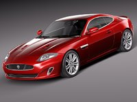 xkr 2012 sport 3ds