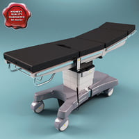 Modular Operating Table Merivaara Practico