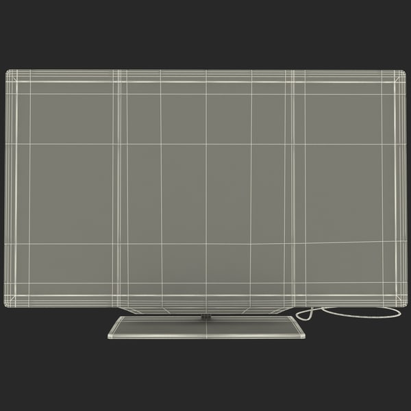 maya philips 7000 series smart - Philips 7000 Series Smart LED TV 55PFL7606T... by 3d_molier