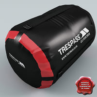 Sleeping Bag Trespass V2