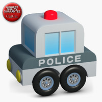 Construction Icons 47 Police Car