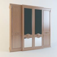 3d classic cabinet
