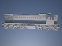 russian diesel train loco tem18