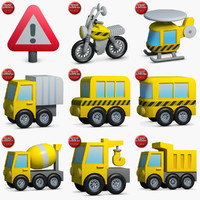 Construction Icons Small Pack 3