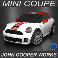 mini coupe john cooper max