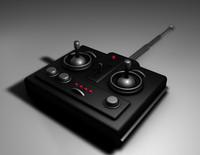 radio control 3d model