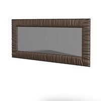 3d model wall decorative mirror