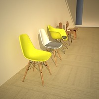 Eames Chair Collection 1