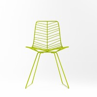 Arper leaf chair
