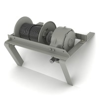 Mechanical winch