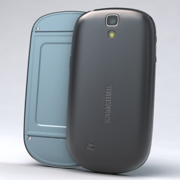 3d model of samsung galaxy q - Samsung Galaxy Q... by 3dtoss