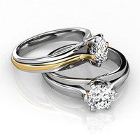 Engagement Ring, 2 variants