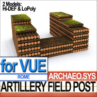 Roman Artillery Field Post