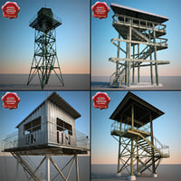 Guard Towers Collection