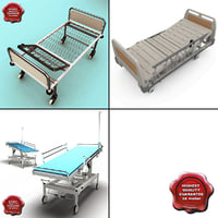 Hospital Beds Collection