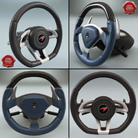 3d steering wheels v3