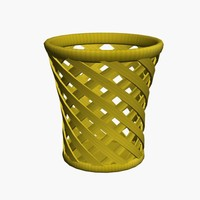 free max model trash basket