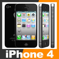 apple iphone 4 smartphone 3ds
